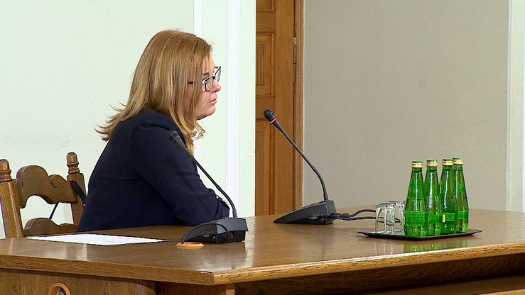 """""""Nie było parasola nad Marcinem P. ze strony prokuratury"""". Prok. Gurska przed komisją ds. Amber Gold"""