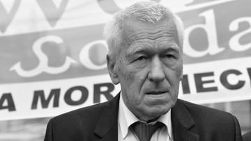 """""""Bohater"""", """"był legendą za życia"""". Politycy o Kornelu Morawieckim"""