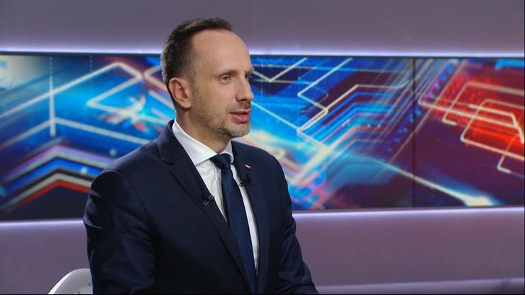 Janusz Kowalski podziękował posłowi Lewicy. Chodzi o głosowanie