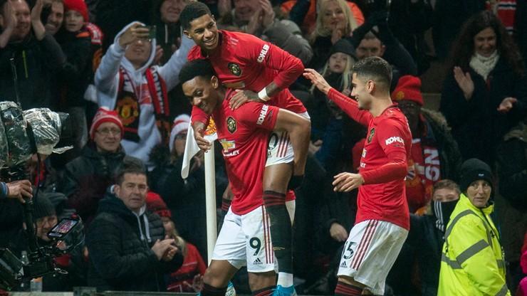Premier League: Wesołe Święta na Old Trafford. Manchester rozbił rywali