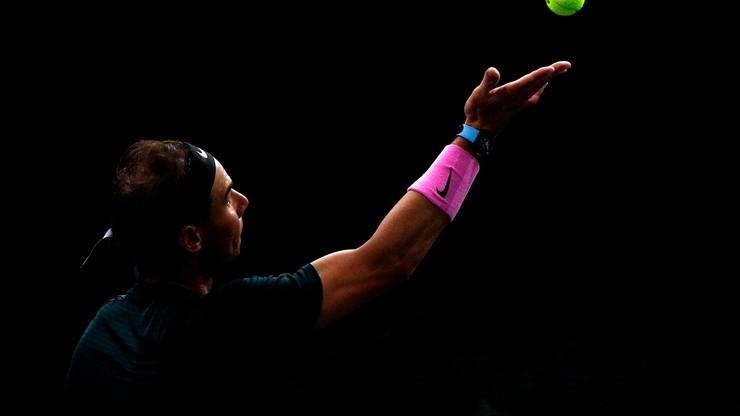 ATP w Paryżu: Rafa Nadal odniósł tysięczne zwycięstwo w karierze