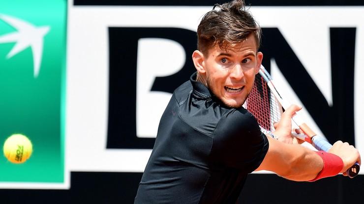 ATP w Lyonie: Thiem i Simon zmierzą się w finale