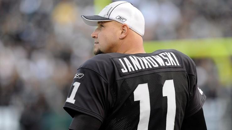 NFL: Janikowski bohaterem Seattle Seahawks