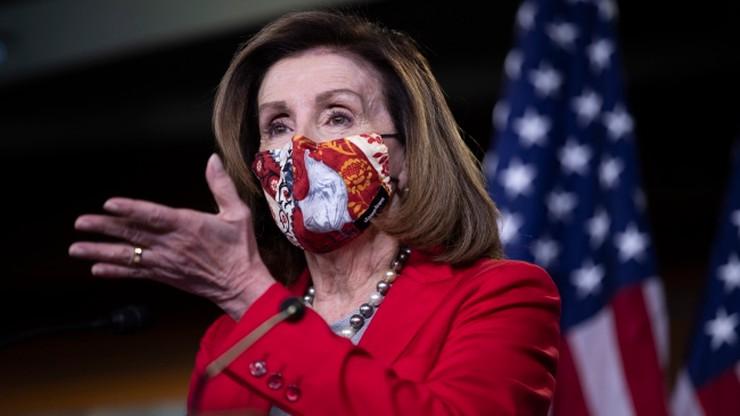 Nancy Pelosi wybrana na szefową Izby Reprezentantów