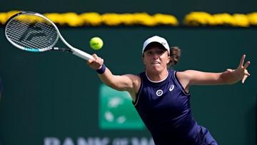 WTA w Indian Wells: Świątek rozbiła rywalkę i zagra w 1/8 finału