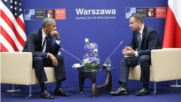 Obama: wyraziłem obawy w kwestii Trybunału Konstytucyjnego