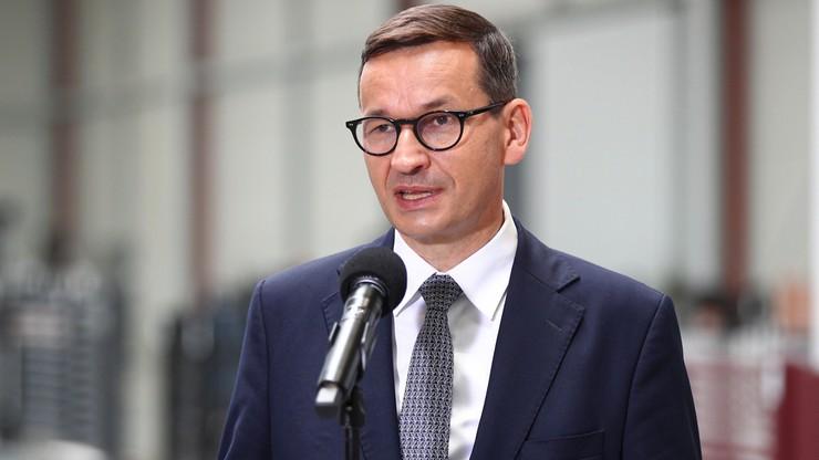 Premier o podwyżkach dla parlamentarzystów: nie ma tutaj niczego nadzwyczajnego