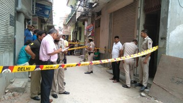 Makabryczne odkrycie w Indiach. Policja znalazła w domu na przedmieściach Delhi 11 ciał