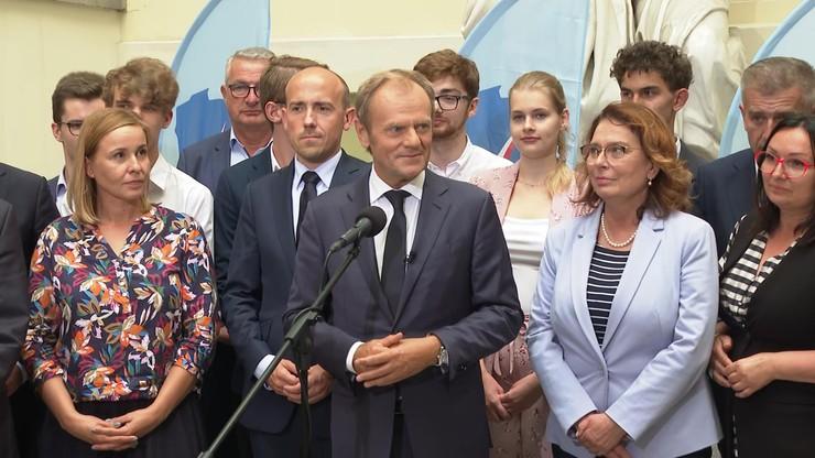 Wiec Donalda Tuska w Gdańsku. Znamy szczegóły