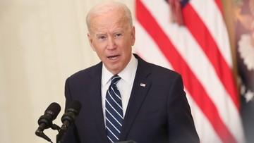 Biden ogłasza nowy cel: 200 milionów szczepień w 100 dni prezydentury