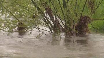 Lokalne podtopienia na Śląsku. Nadal wysoki poziom wód w rzekach