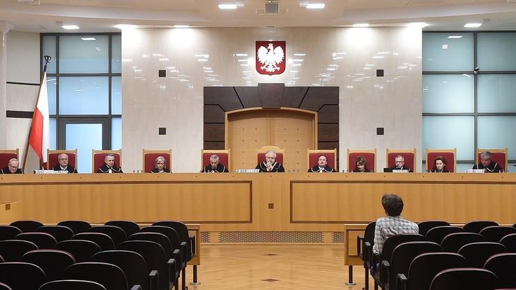 7 listopada Trybunał Konstytucyjny zbada zapis o wyborze prezesa TK