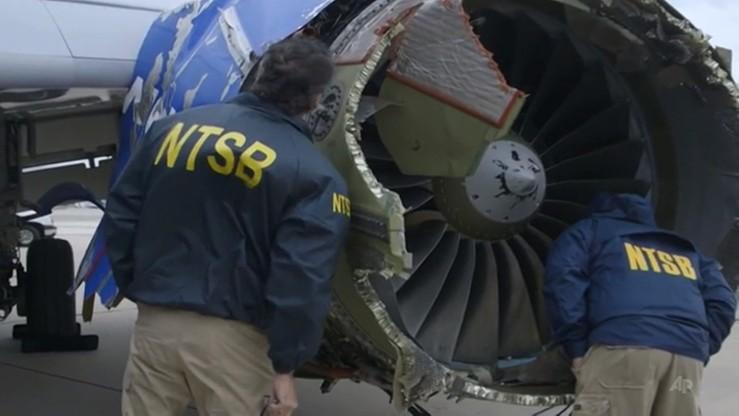 """Przegląd silników lotniczych po śmiertelnym wypadku. """"Takie awarie nie powinny się zdarzać"""""""