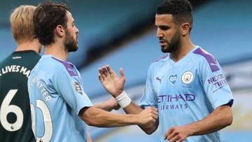 Premier League: Manchester City rozgromił rywali. Dublet Mahreza i Fodena
