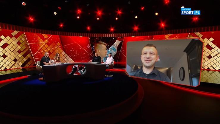 Tomasz Adamek: Nudzę się... To nie dla mnie, kocham adrenalinę