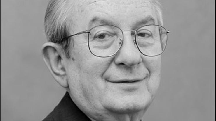 """Nie żyje ekonomista, prof. Jan Winiecki. """"Ceniony w kraju, a jeszcze bardziej za granicą"""""""