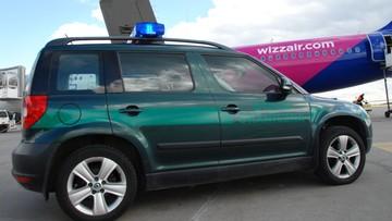 Awantura na gdańskim lotnisku. Pijany pasażer zaatakował pracownicę obsługi