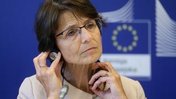 """""""Wyraziłam zawód i rozczarowanie"""". Rafalska z unijną komisarz o pracownikach delegowanych"""