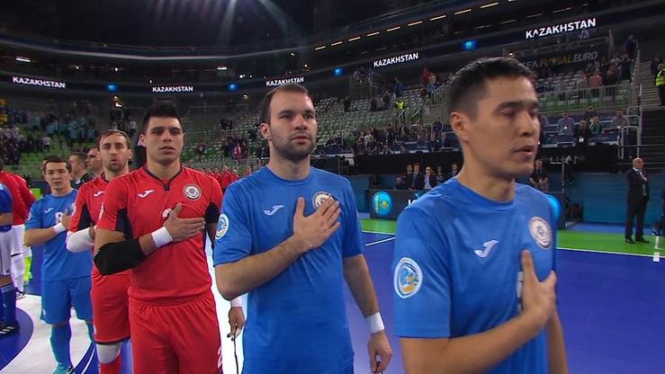 ME w futsalu: Kazachstan - Rosja. Transmisja w Polsacie Sport