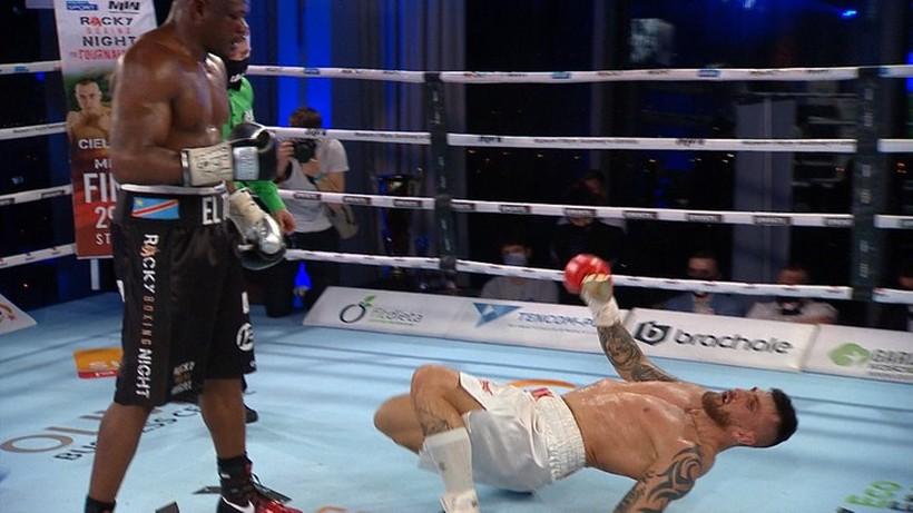 Polsat Boxing Night 11: Jak wyglądała ostatnia walka Youriego Kalengi w Polsce? (WIDEO)