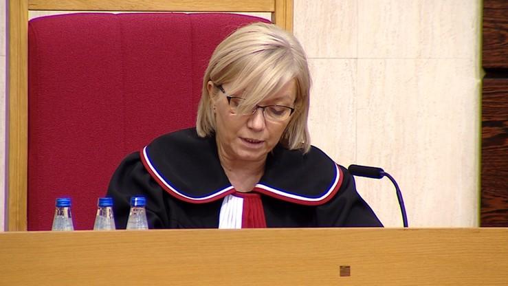 """Przyłębska zaprzecza, że dziennikarzy Polsat News i TVN nie wpuszczono do Trybunału. """"To pomówienie"""""""