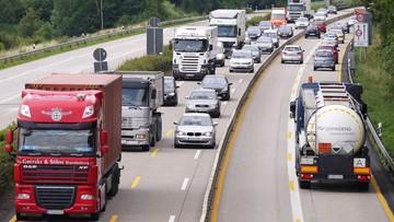 Niemcy i Francja upomniane ws. płacy minimalnej w transporcie