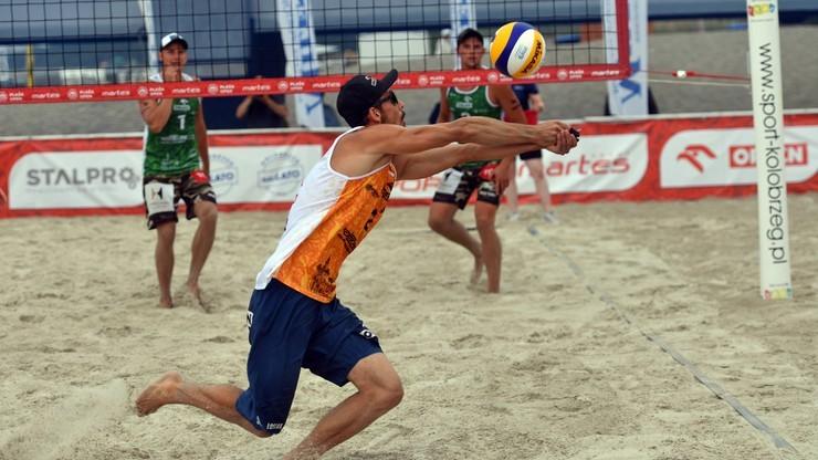 WT w siatkówce plażowej: Piotr Kantor i Bartosz Łosiak odpadli w ćwierćfinale w Cancun