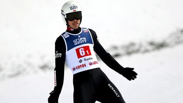 Piotr Żyła piąty w Wiśle. Wygrał Niemiec Markus Eisenbichler