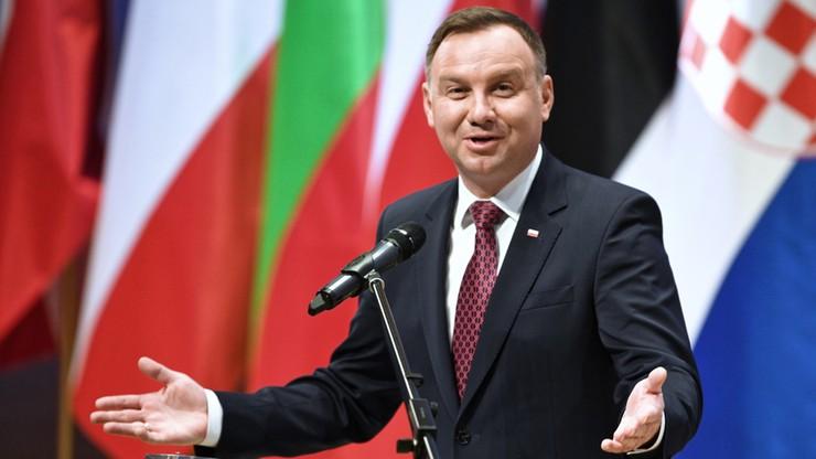 Kaczyński: Duda będzie kandydatem PiS w wyborach prezydenckich w 2020 r.