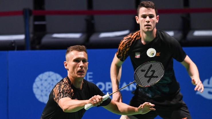 Igrzyska Europejskie 2019: Badminton. Transmisja - 26.06