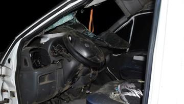 Pijany dachował i uciekł z miejsca wypadku. Nie żyje jedna osoba