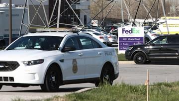 Sprawca strzelaniny w budynku FedEx to 19-latek, były pracownik placówki