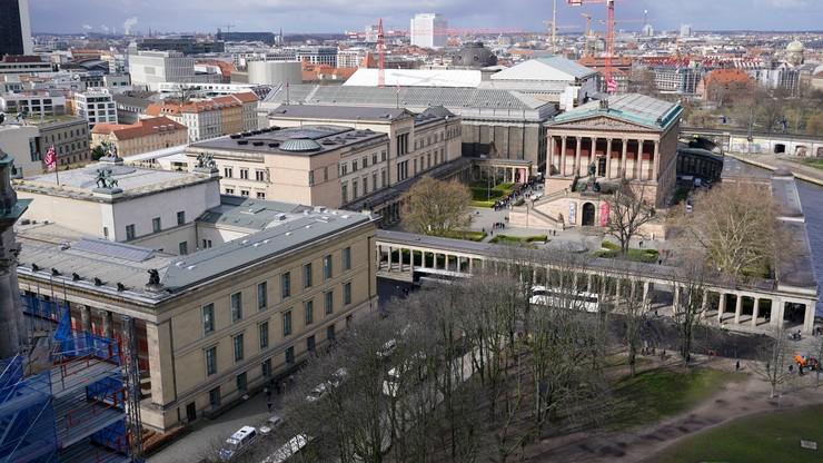 Niemcy: atak na muzea w Berlinie. Zniszczono kilkadziesiąt eksponatów
