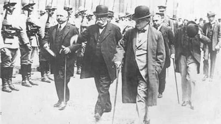 Nieskończenie niepodległa. 28 czerwca 1919. Racje Wersalu
