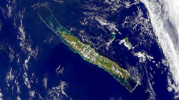 Silne trzęsienie ziemi u wybrzeży Nowej Kaledonii. Odwołano alert przed tsunami