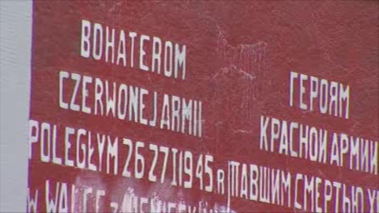 Kielce: uszkodzono nagrobki na cmentarzu żołnierzy radzieckich