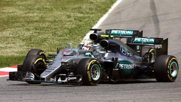 Sensacyjny zwycięzca GP Hiszpanii. Mercedesy zderzyły się tuż po starcie