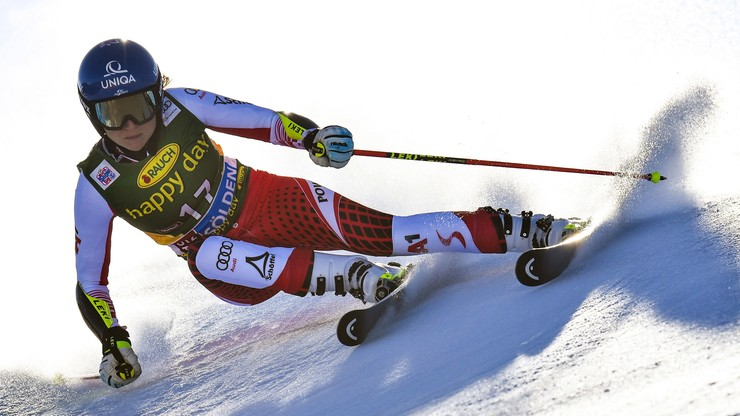 Alpejski PŚ: Koniec sezonu Schild