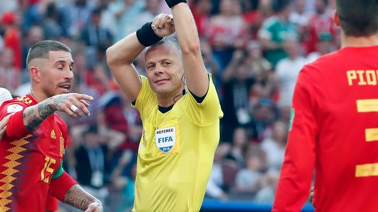Anglia - Polska: Bjoern Kuipers sędzią meczu na Wembley