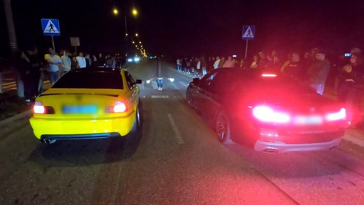 Warszawa. Nielegalne wyścigi - śmiertelnie niebezpieczna prędkość i bezradność służb