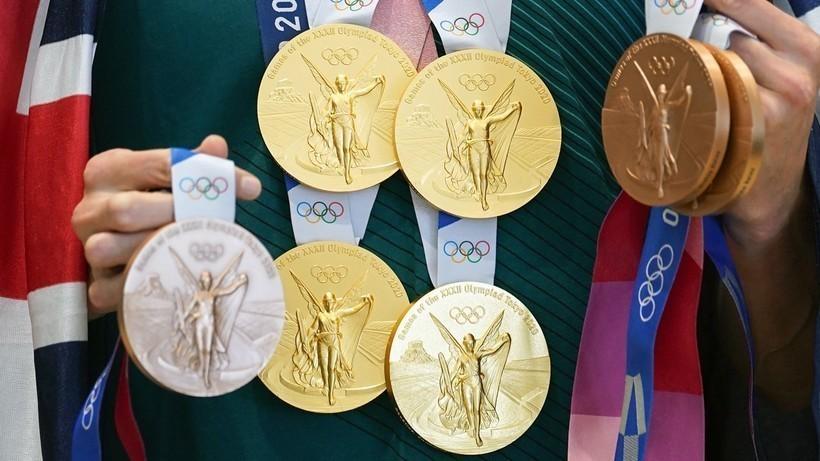 Czuper medalistą igrzysk paraolimpijskich