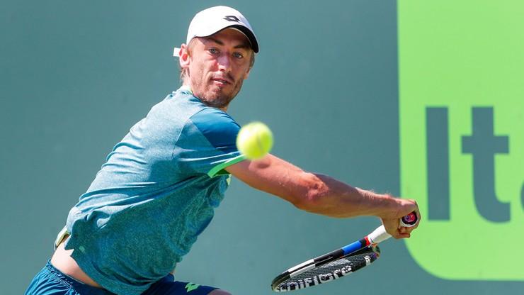 ATP w Budapeszcie: Millman drugim finalistą