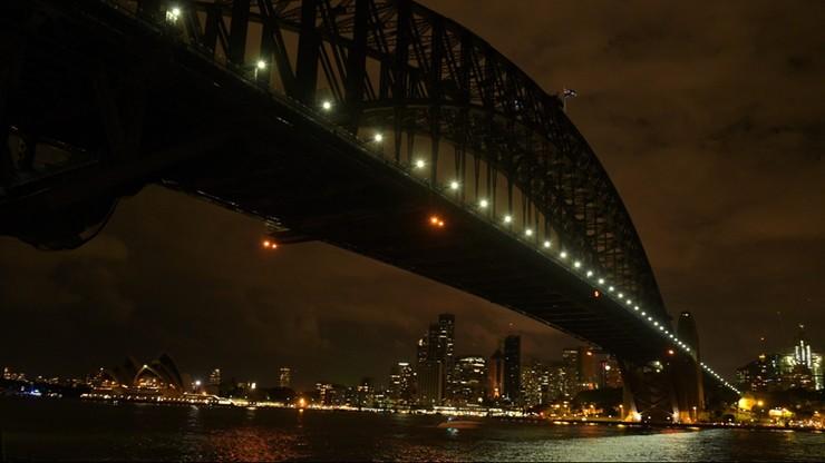"""Azja i Australia zgasiły światła. To akcja """"Godzina dla Ziemi"""""""