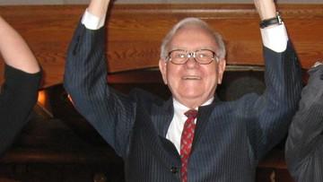 3,4 mln dolarów za lunch z inwestorem Warrenem Buffettem