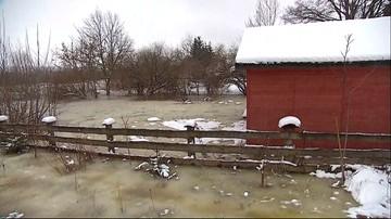 Alarm powodziowy dla Pułtuska. Woda zalała kilka posesji