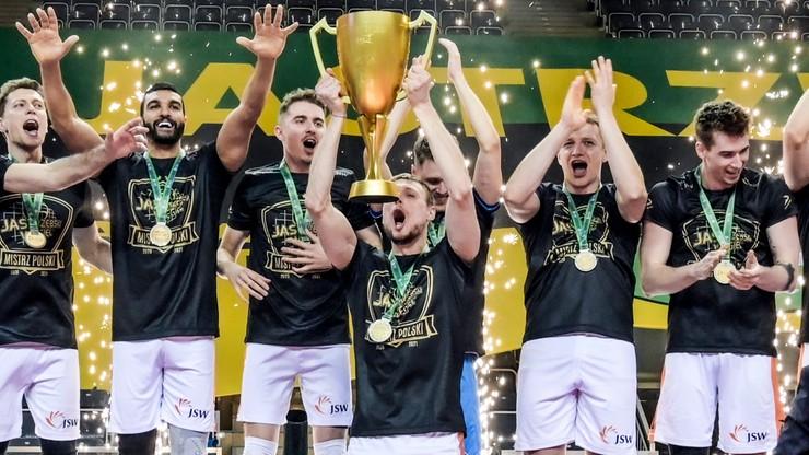 Kim są mistrzowie Polski? Sylwetki zawodników i sztabu Jastrzębskiego Węgla