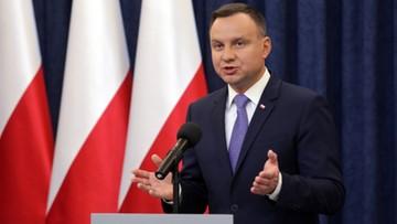 Prezydent: referendum ws. uchodźców mogłoby się odbyć razem z wyborami w 2019 r.
