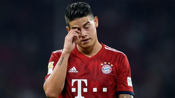 Kolejny konflikt w Bayernie. James odejdzie z klubu?