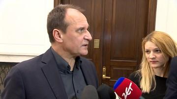 Kukiz: I prezes Sądu Najwyższego jest Małgorzata Gersdorf; tak wynika z konstytucji