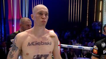 Michał Cieślak o walce z Jurijem Kaszinskim: Jestem zniesmaczony, że tak szybko się to skończyło